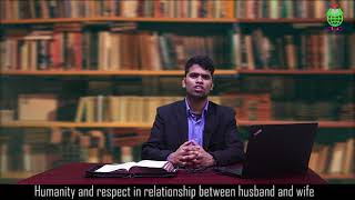 Humanity and respect in the relationship between husband and wife | Rohingya language | Episode 20