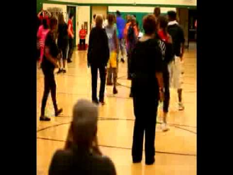 Sacramento 'Vegas Jam' Brown Bag Soul Line Dance Workshop #2 -- September 14, 2013