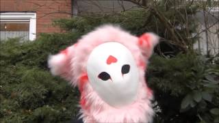 """Mary """"Heartless"""" Partial Fursuit"""