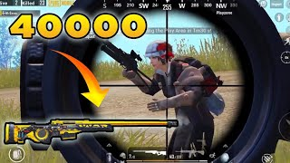 Spending 40000 for NEW AWM (MAX) | PUBG Mobile