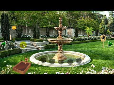 Mansion Garden Escape Video Walkthrough | Wowescape
