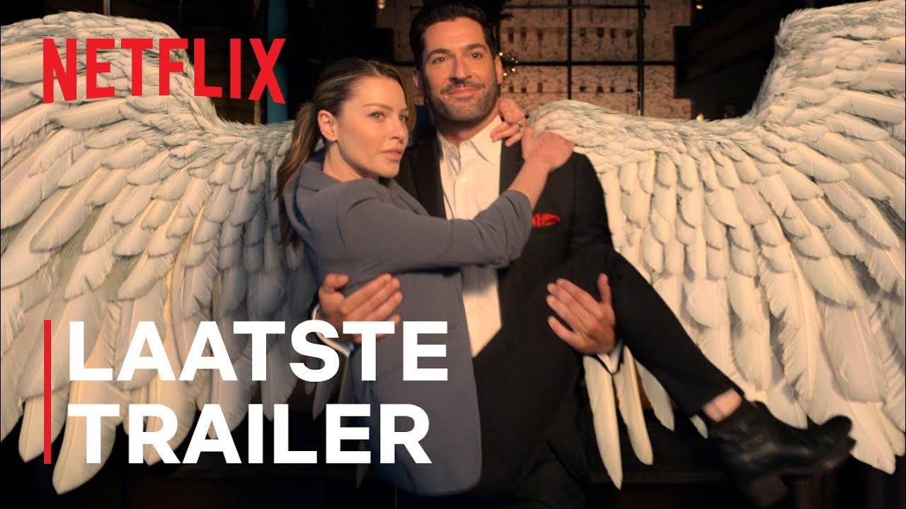 Lucifer   Laatste seizoen: Trailer   Netflix