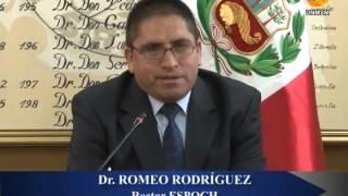 SANMARCOS FIRMA CONVENIO CON LA ESCUELA SUPERIOR POLITÉCNICA DE CHIMBORAZO DE ECUADOR