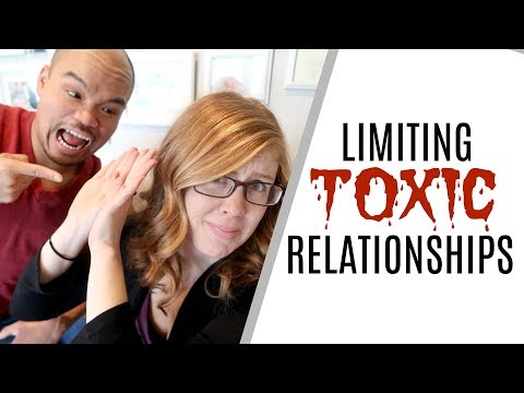 Protecting Your Peace: Limiting Toxic Relationships