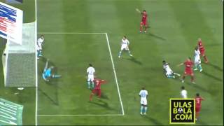Gol Akrobatik Zlatan