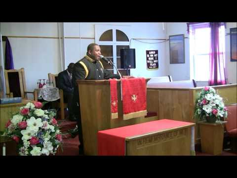 Rev. Dr. Sean C. Evans ~ When A Lost Is Really A Victory