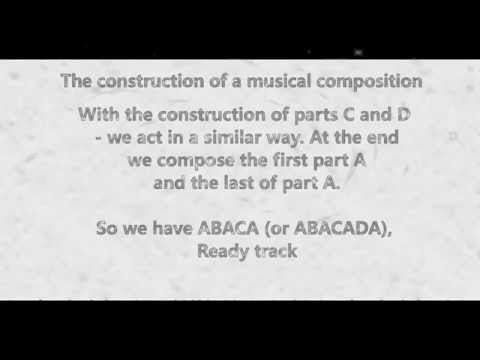 Lessons of Composing Music - part 2 ABACA, ABACADA