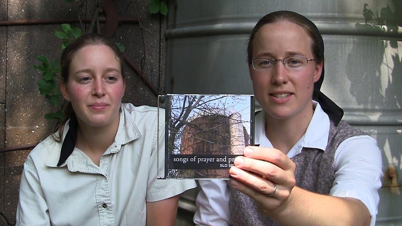 Melinda and Alina Sing in a Silo (Melinda @ Bruderhof)