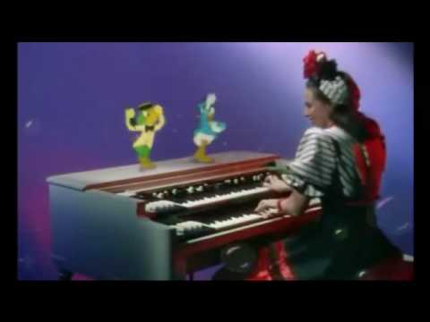 Ethel Smith Toca Apanhei-te Cavaquinho - MUSICA BRASILEIRA
