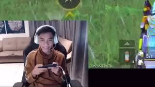 Download lagu SAN CEMBURU VOKEY MENGORAT ANGEL & MUNA   HIGHLIGHT   PUBG MOBILE MALAYSIA