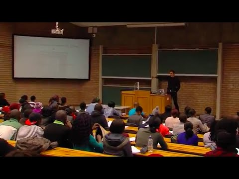 UJ–BCURE Preliminary Workshop Lecture on Citizen-based Monitoring in South Africa, Laurenz Langer