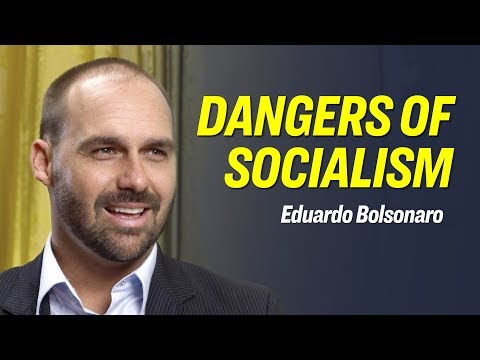 Exclusive: Purging Brazil of Socialism, an Ongoing Battle—Eduardo Bolsonaro