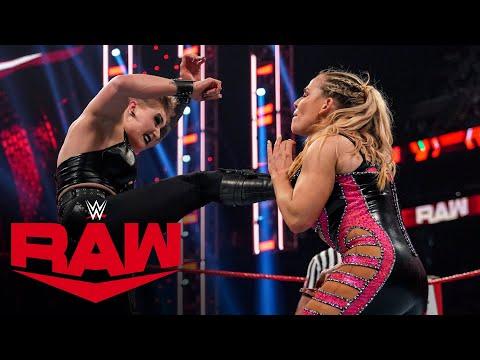 Rhea Ripley vs. Natalya: Raw, Sept. 13, 2021