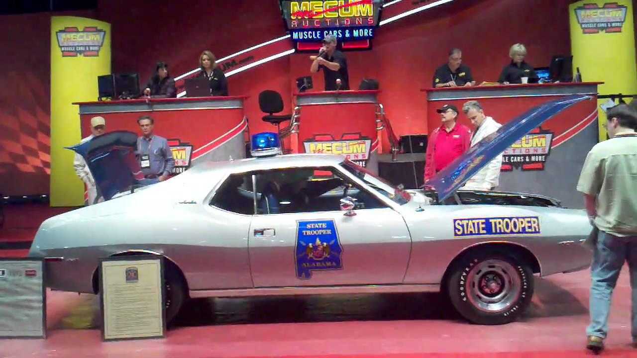Mecum Auto Auction 2011 - YouTube