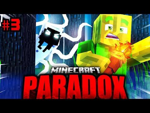 """1 NACHT ALLEINE mit... """"ES""""?! - Minecraft PARADOX #03 [Deutsch/HD]"""