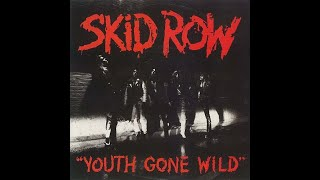 Skid Row - Youth Gone Wild(Stefano Como cover)