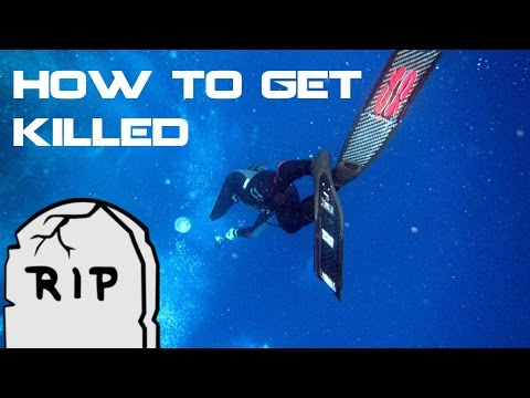 How To Get Killed | Freediving