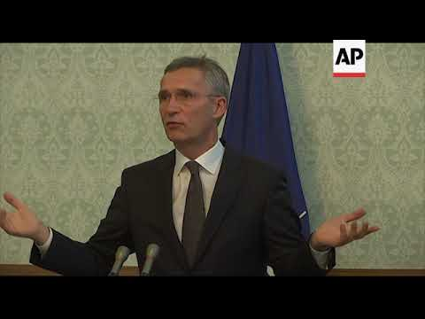 NATO chief: wrong approach for us to leave Afghanistan