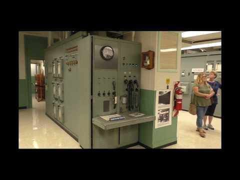 The B-Reactor at Hanford