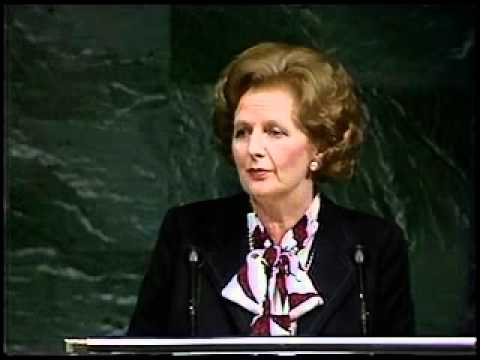 Maggie At The United Nations