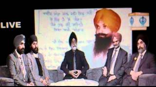 SANT BALJEET SINGH DADUWAL JI - BHAI Balwant Singh ji naal kiti mulakat bare jankari on Sikh Channel