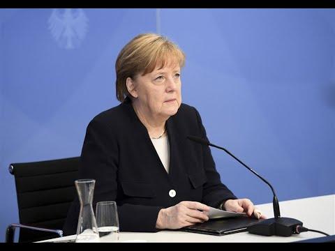 Merkel Describes German Flood Devastation As 'TERRIFYING'