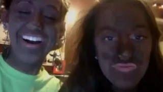 Racist Rant In Blackface Two Minnesota Students