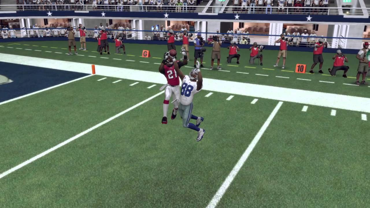 M16 Dez Bryant One Handed Catch