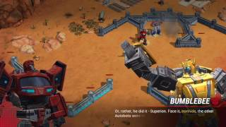 Transformers Earth Wars: Combiners Campaign