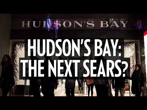How Hudson's Bay Can Avoid Becoming The Next Sears