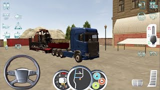 Euro Truck Driver 2018 #5 - Best Truck Games Android iOS gameplay fhd