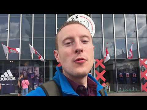 I'm Traveling to Amsterdam! Visiting the Historic Ajax Arena!!