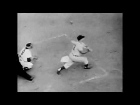Willie Mays Greatest Catch