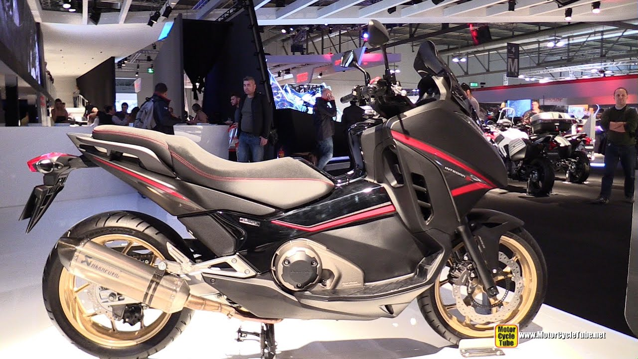2015 honda integra s 750 dct walkaround 2014 eicma milan motorcycle exhibition youtube