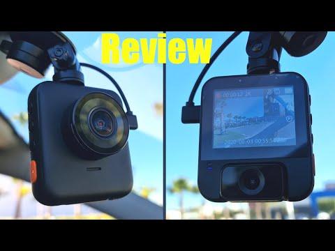 APEMAN C880 Dual Dash Cam : Review & Test