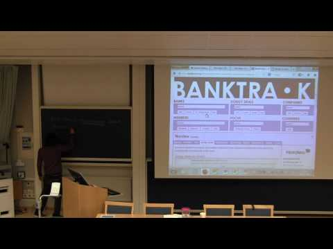 Miguel Ganzo: Ethical banks from an international perspective