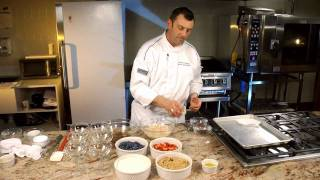 Sargent Choice Cooking: Fresh Fruit Parfait With Homemade Granola