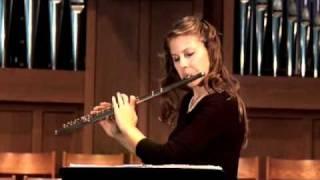 Ibert Concerto, Mvmnt 1