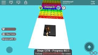 Roblox Mega Fun Obby Nivel 1378
