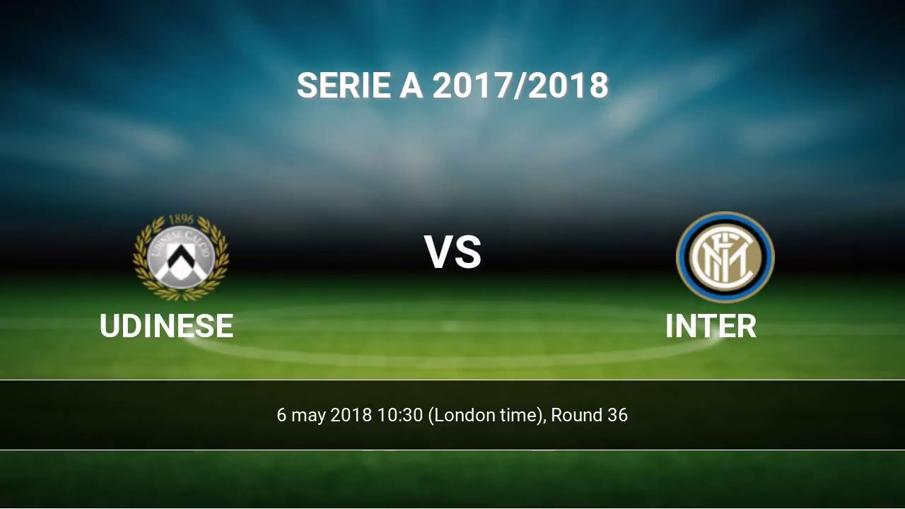 Game Time Thread: Juventus vs. Udinese