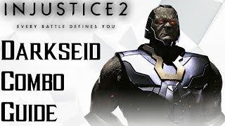 Injustice 2: Darkseid Combo Tutorial