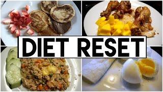 Breakfast & Dinner Detox Week: Gluten & Dairy Free
