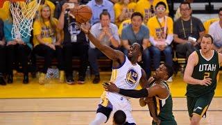 Utah Jazz vs Golden State Warriors Full Game Highlights Game 1 May 2 2017 2017 NBA Playoffs