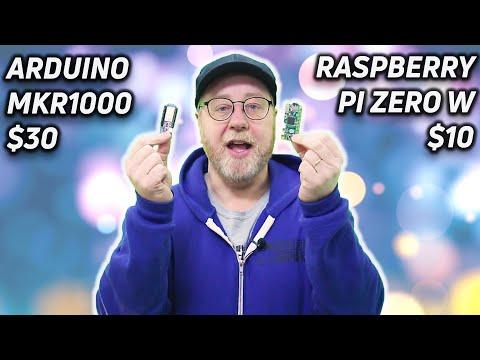 Arduino vs Raspberry