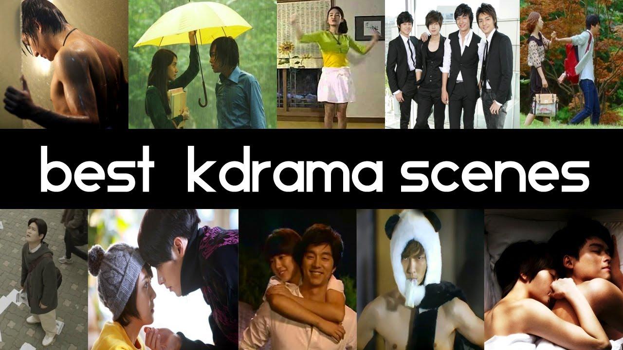 Best Korean Drama Scenes - YouTube