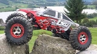 Losi Night Crawler 4WD R/C Rock Crawler