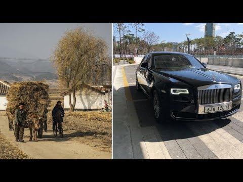 5 differenze sconvolgenti tra Nord e Sud Corea
