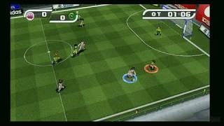 Deca Sports Nintendo Wii Gameplay - Soccer