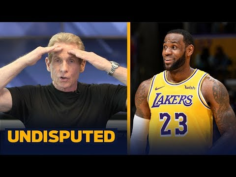 Skip Bayless Q&A on LeBron, Lil Wayne, his Mt. Rushmore of Movies & More | UNDISPUTED