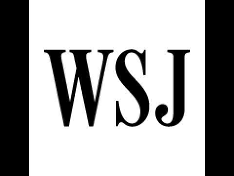 Wall Street Journal at it agen